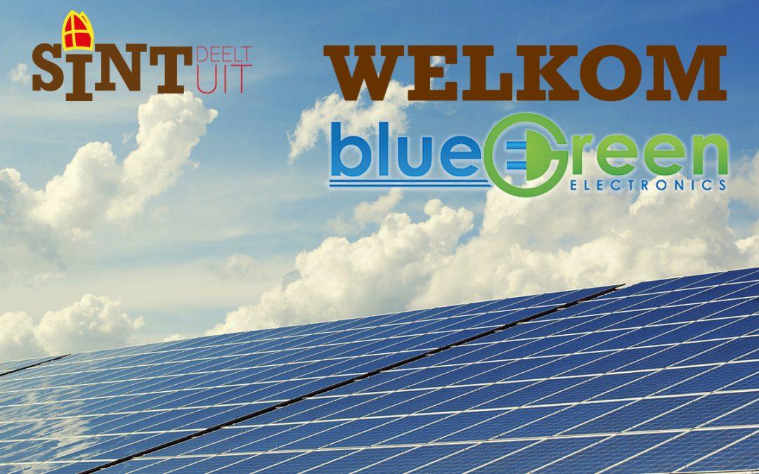 Sint Deelt Uit - Blue Green Electronics