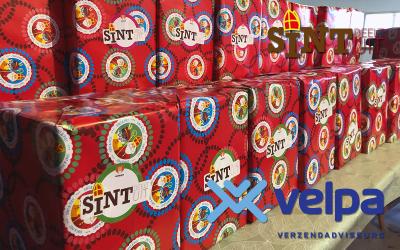Velpa: Inpakpartner van Sint Deelt Uit