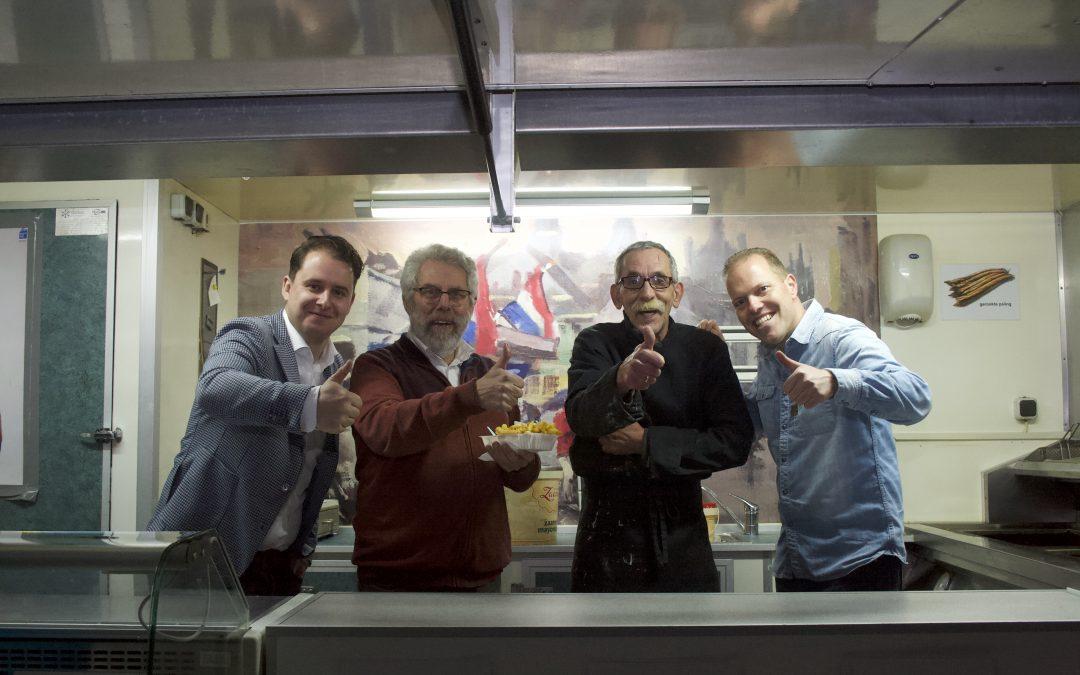 Sint Deelt Uit heeft beste visboer van Zutphen