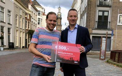 BDO steunt Sint Deelt Uit