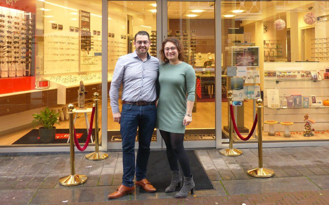 Jansen Horen & Zien steunt Sint Deelt Uit